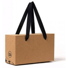 Box with carrying belt